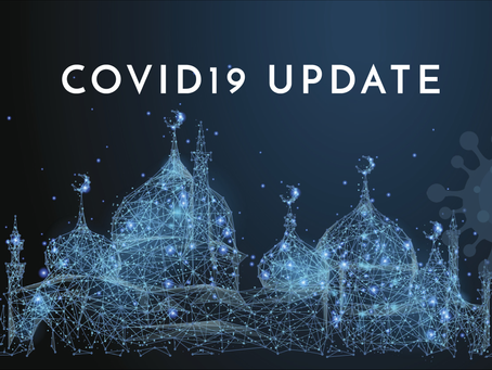 A Message to our Community in the time of COVID-19