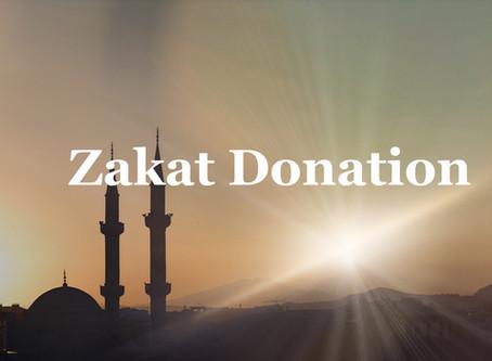 Donate your Zakat online!
