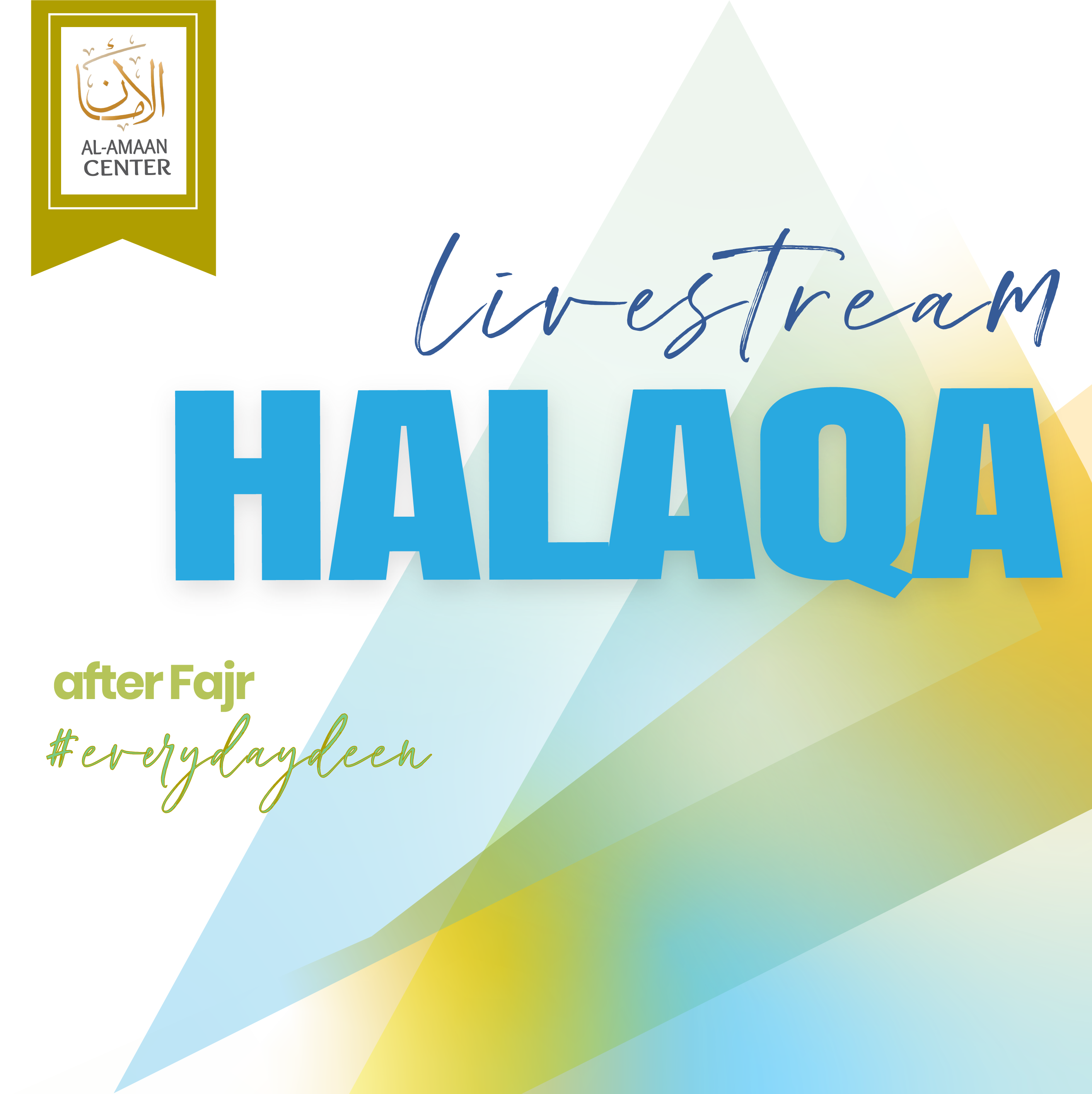 LIVESTREAM  fajrhalaqa copy