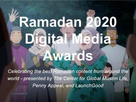 Vote for Al-Amaan Center in the Ramadan 2020 Digital Media Awards