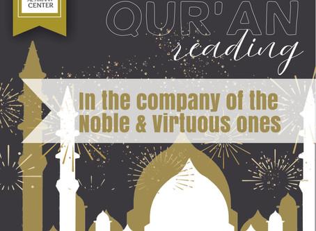 Online Qur'an Reading