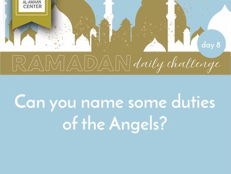 Ramadan Daily Challenge: Day 8
