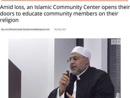 Bridges of Peace in the news!
