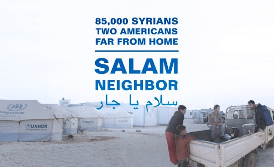 "Youth Movie Night @Al-Amaan Center ""Salam Neighbor"""