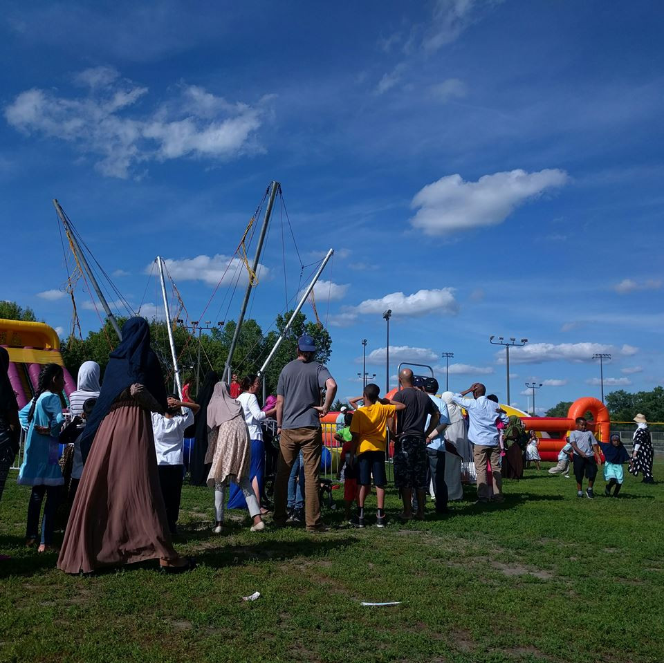 Al-Amaan Center's Big and Successful Eid Carnival! Thank you!