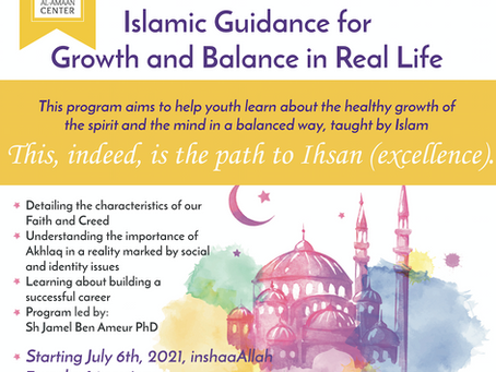 Islamic Guidance for Growth and Balance in Real Life