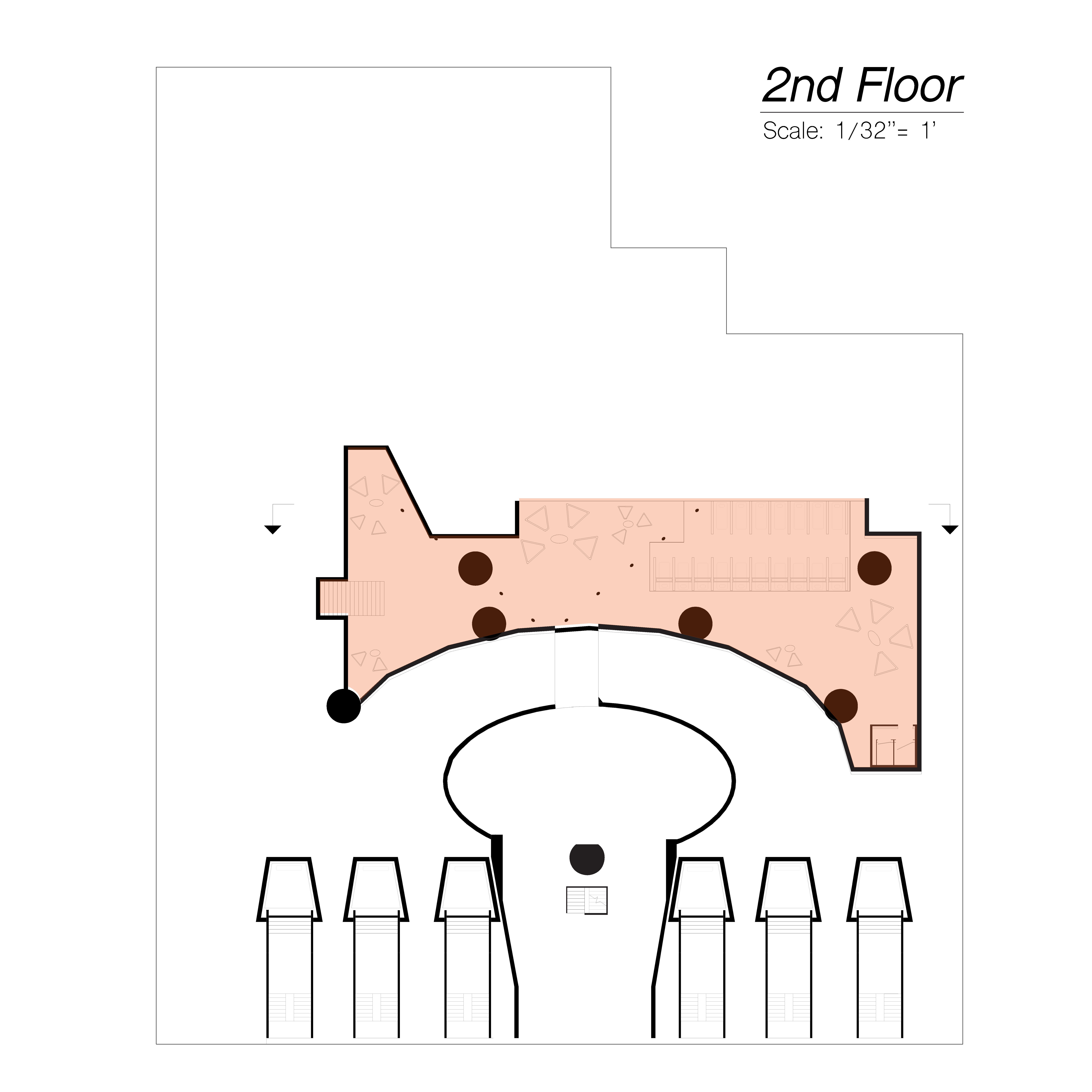 Second Floor, 2nd Chakra