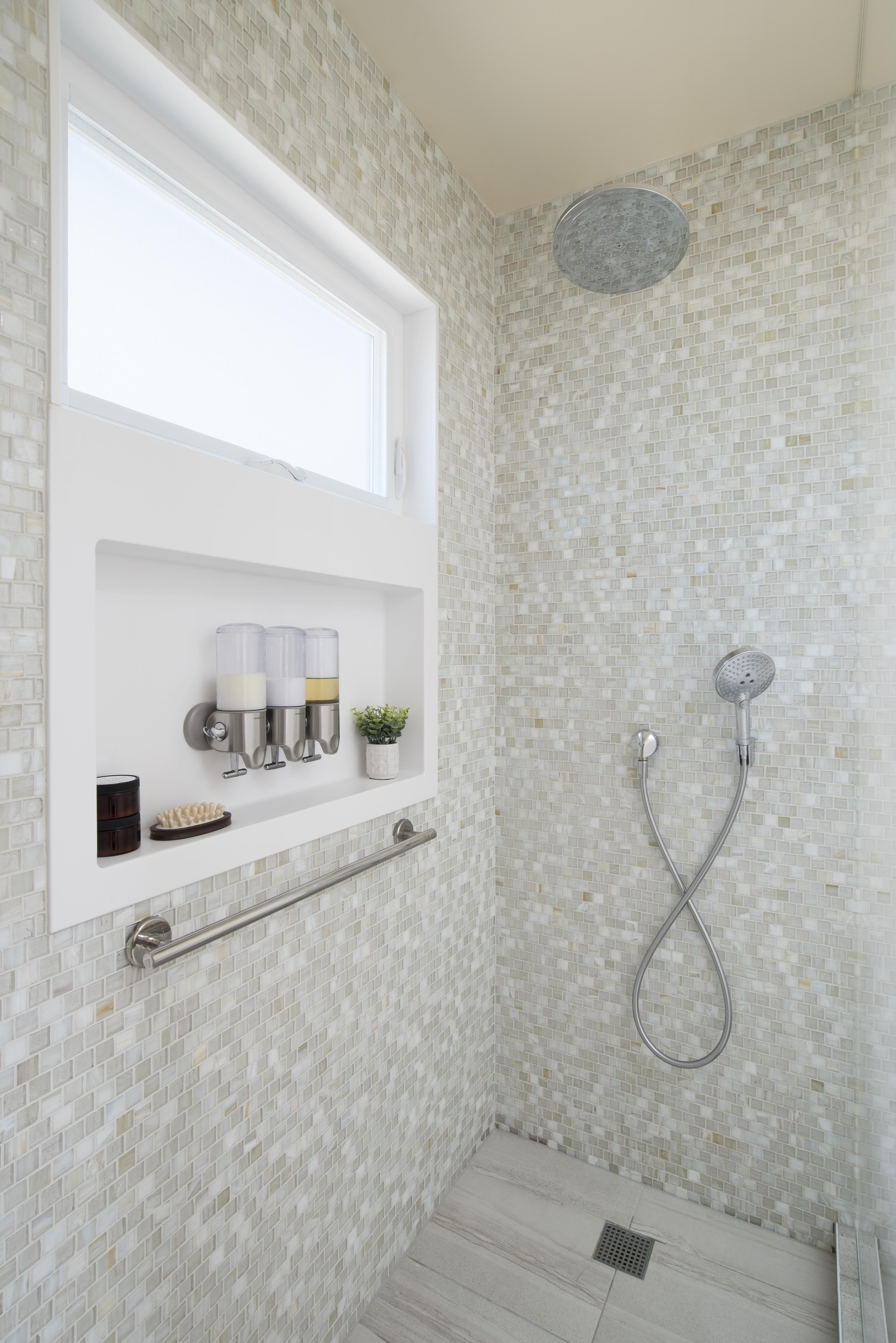 Bathroom Shower After Look