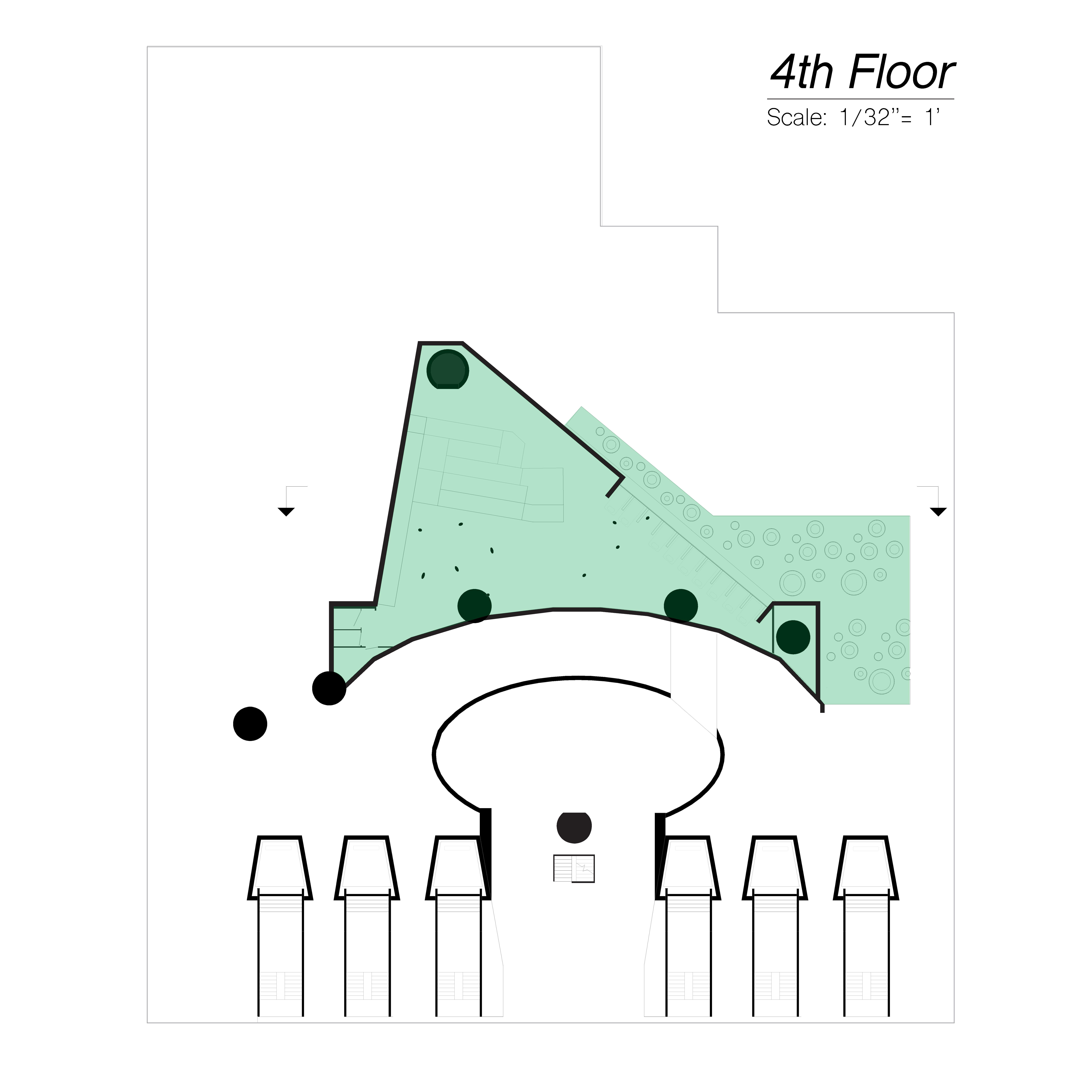Fourth Floor, 4th Chakra