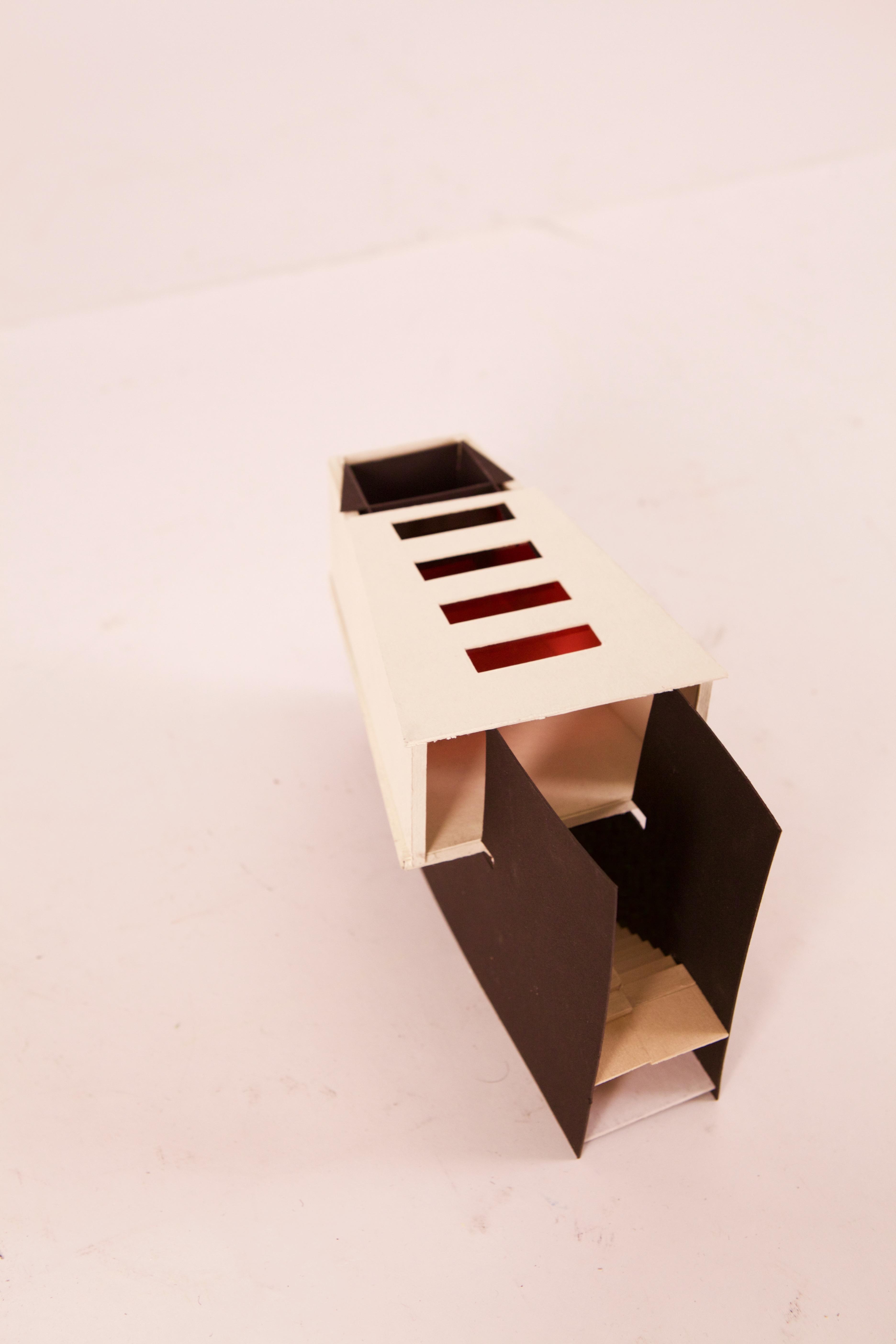 Sleeping Quarters Model