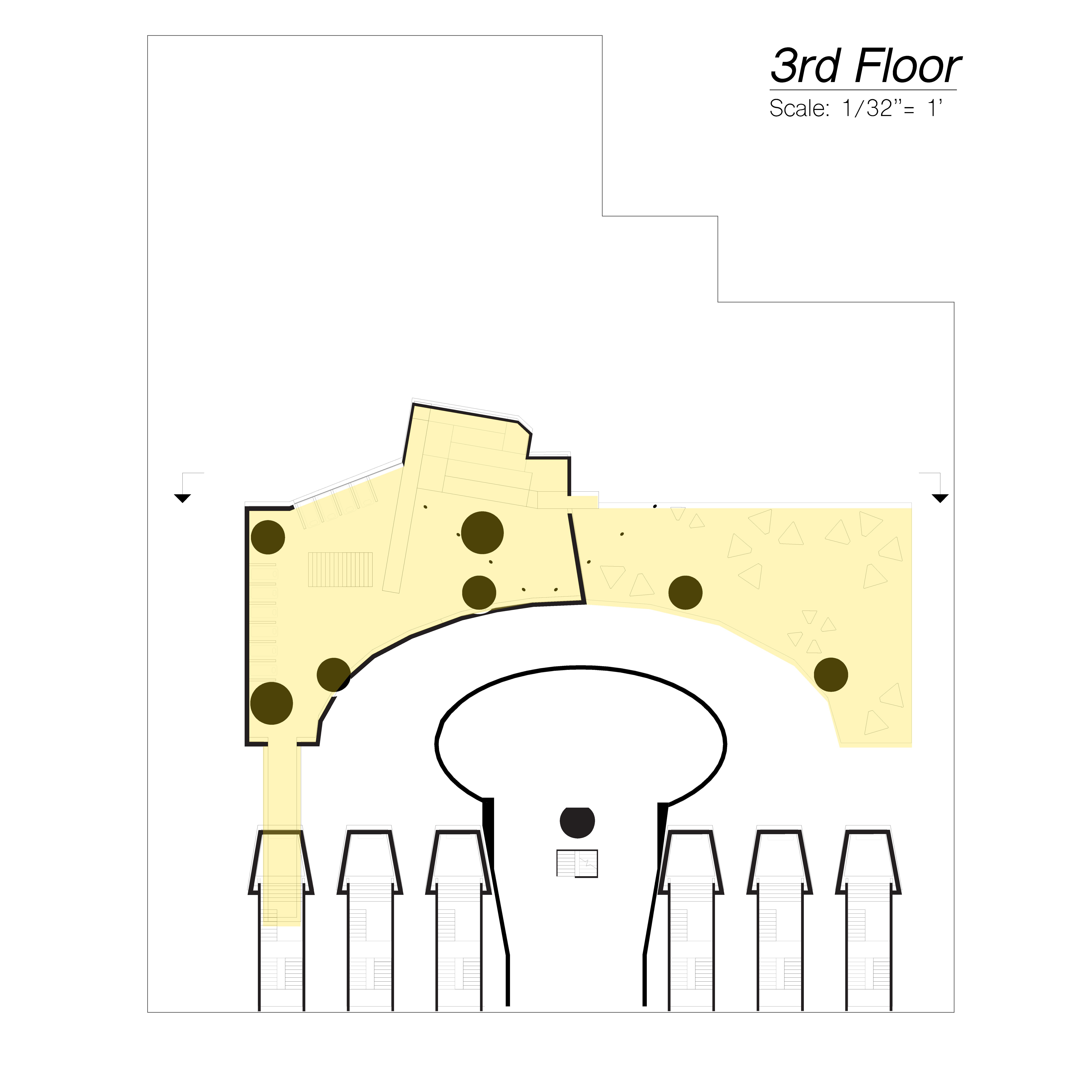 Third Floor, 3rd Chakra