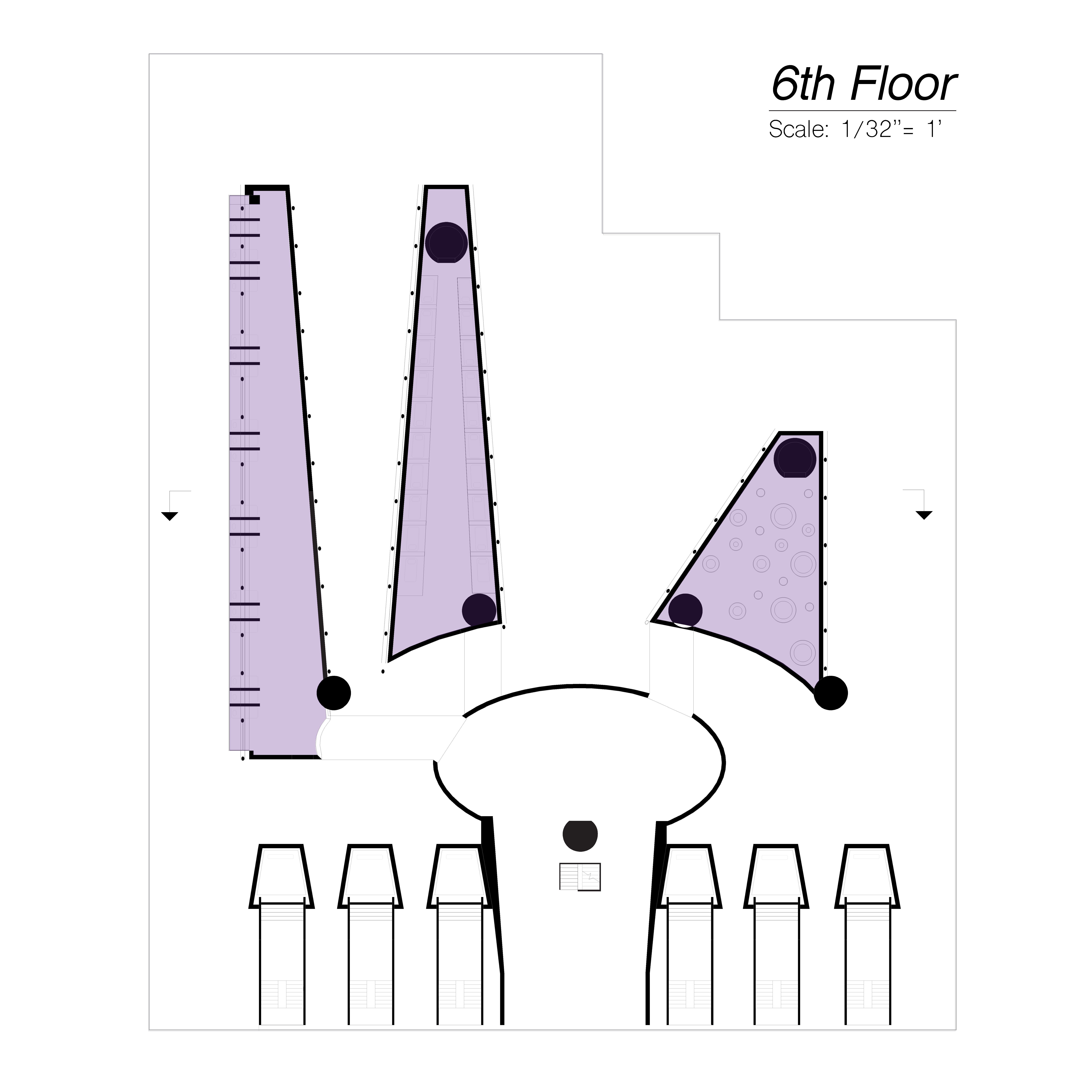 Sixth Floor, 6th Chakra