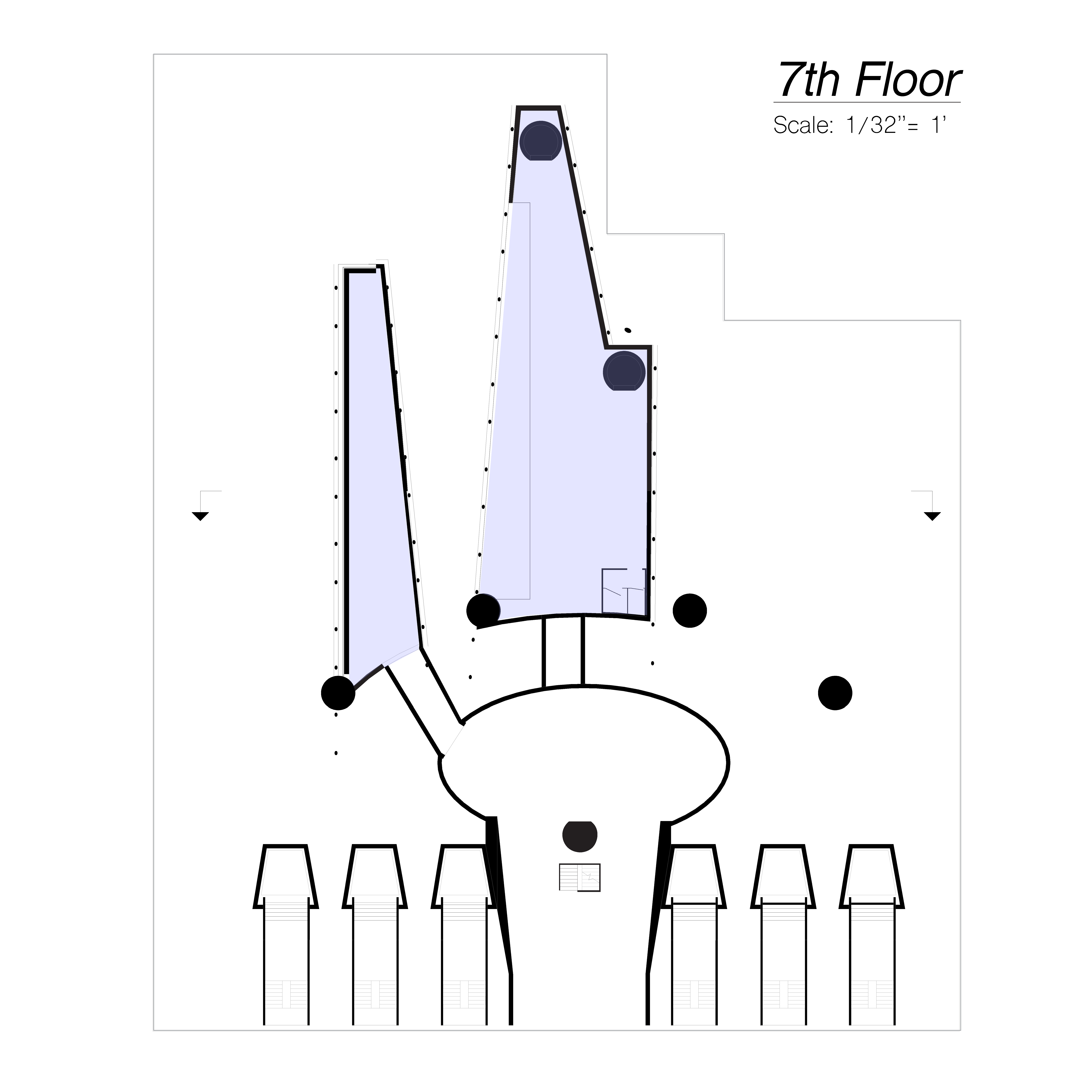Seventh Floor, 7th Chakra