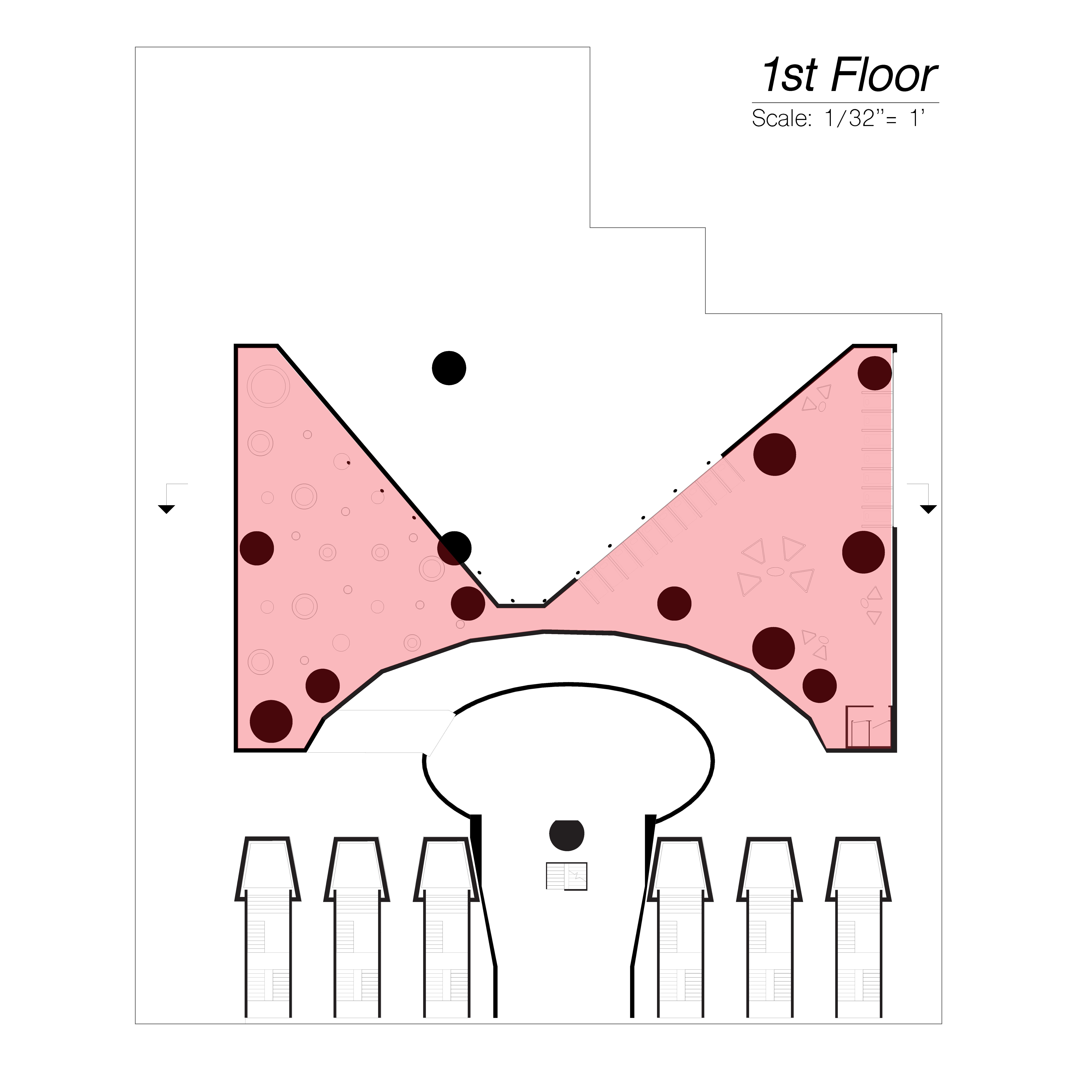 First Floor, 1st Chakra