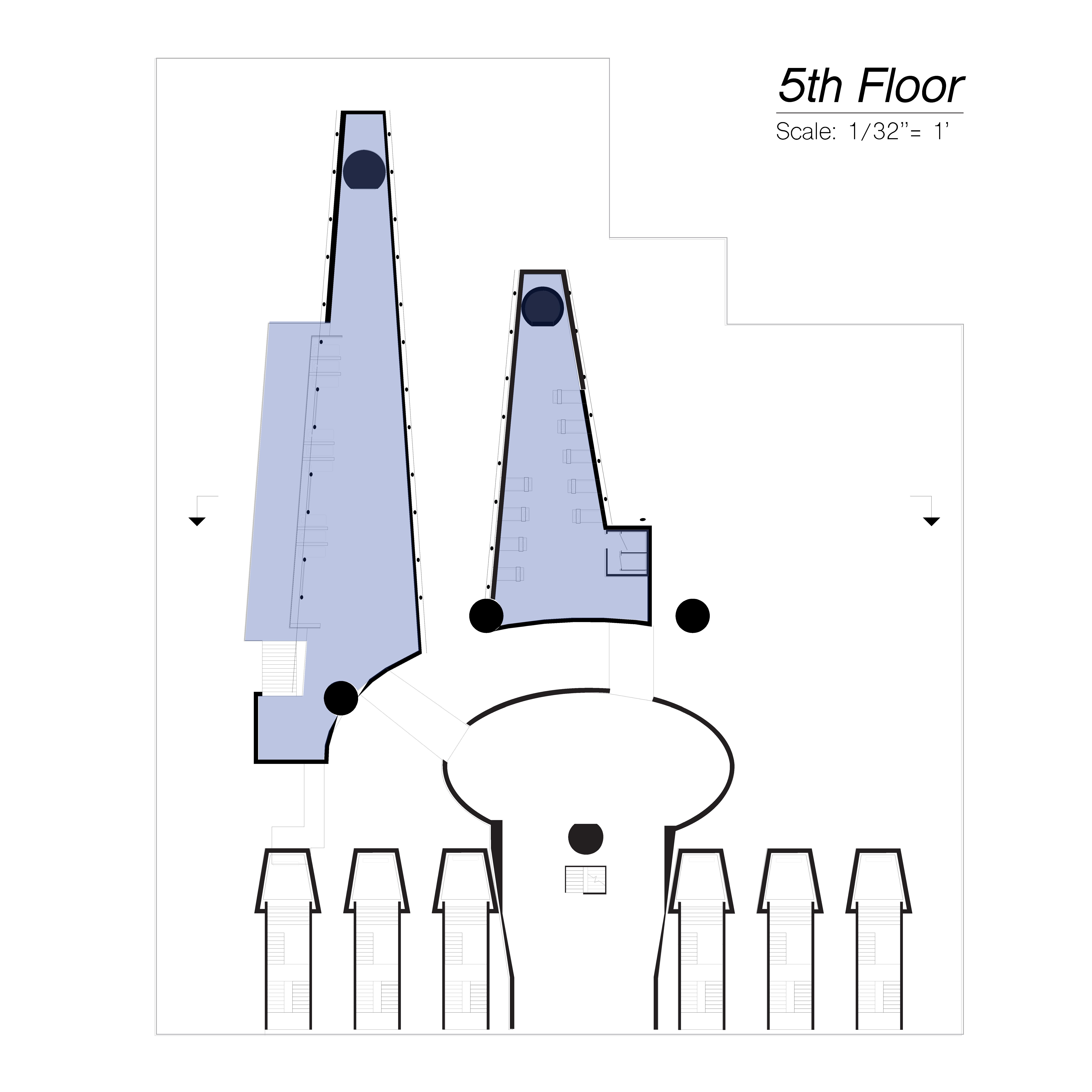 Fifth Floor, 5th Chakra