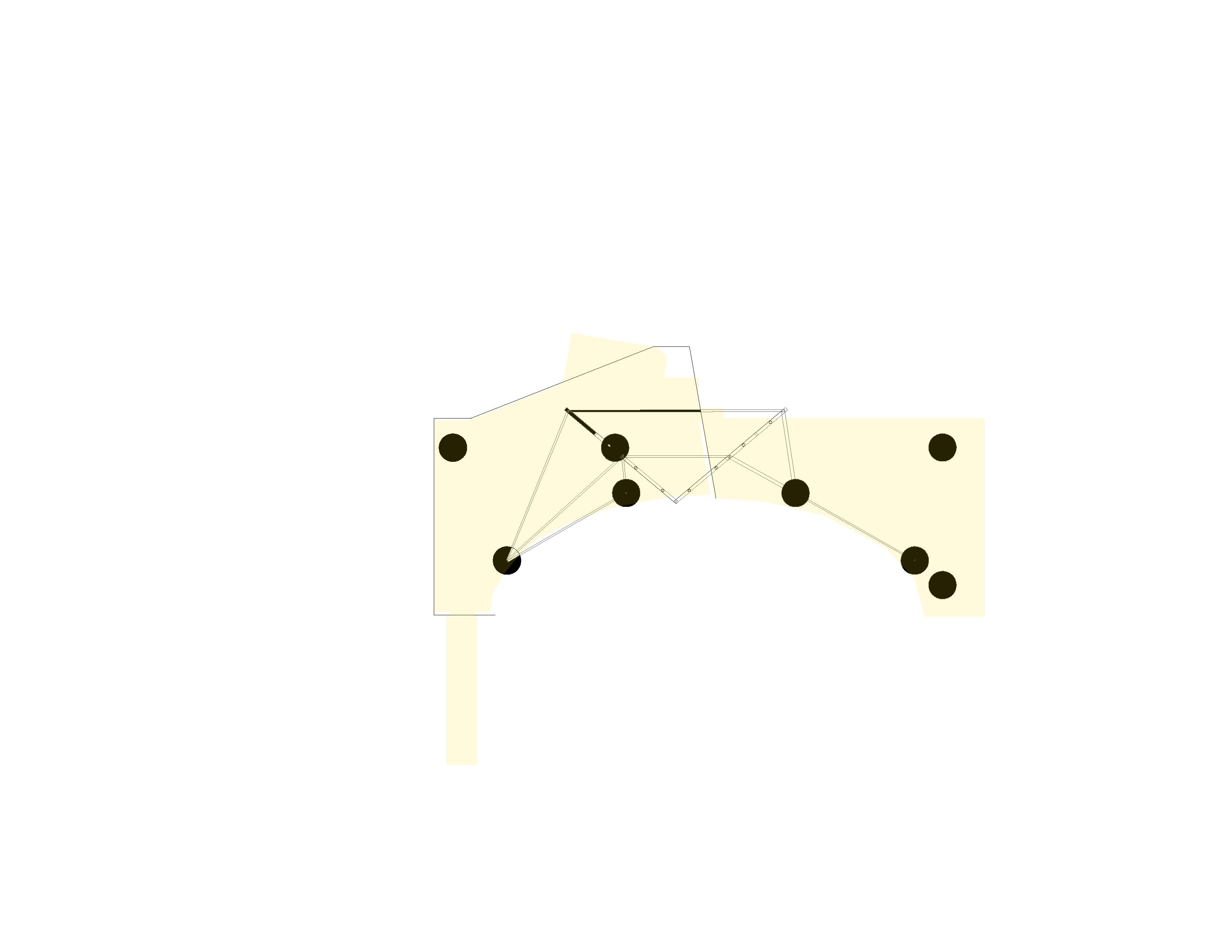 Third Floor, Structural Diagram