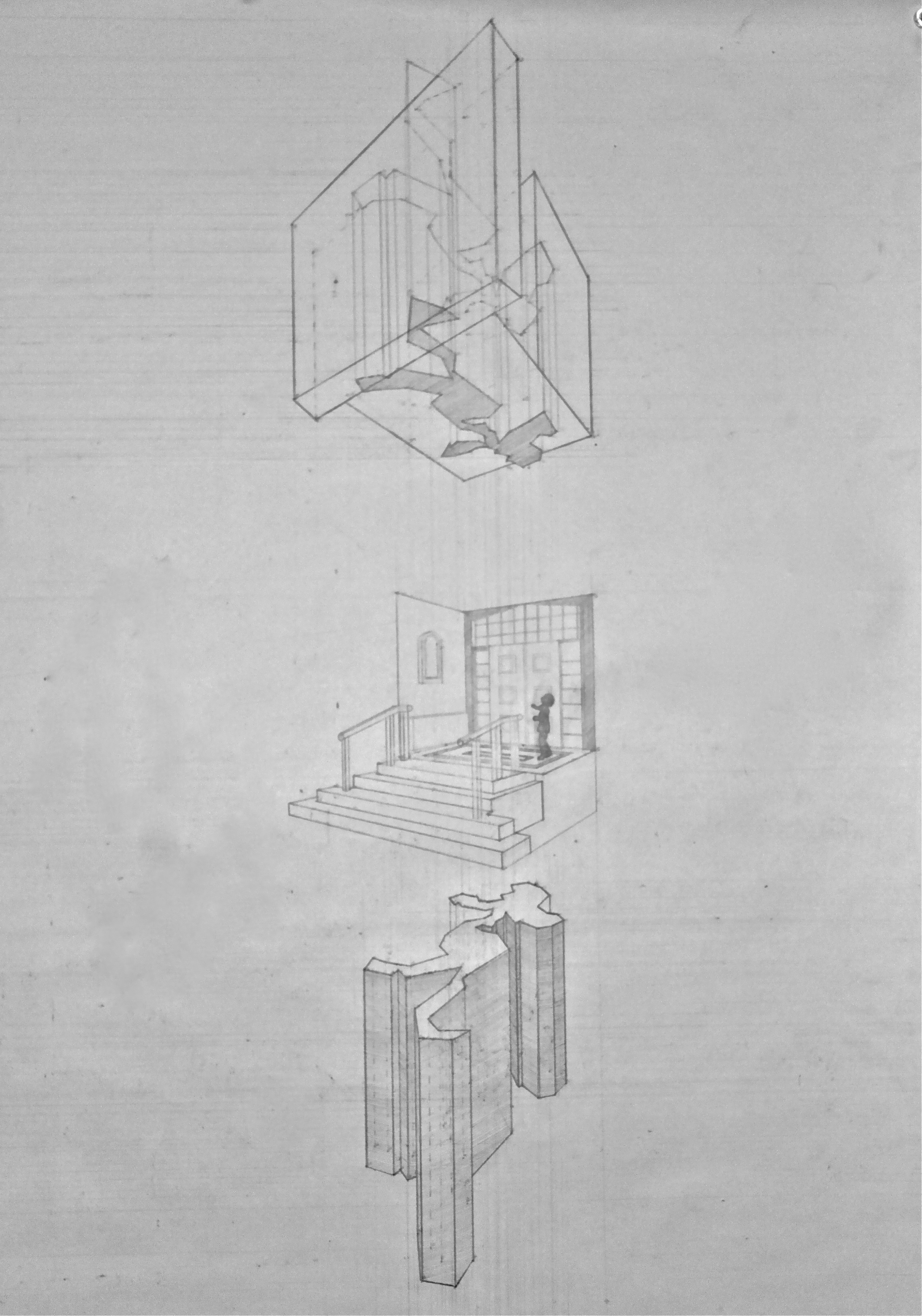 Isometric Exploded Perspective