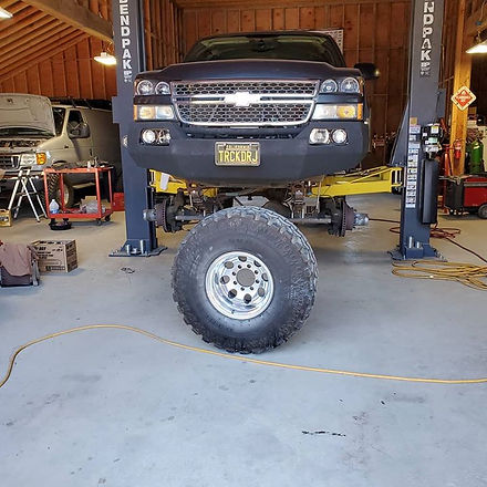Solid Axle Chevy Service