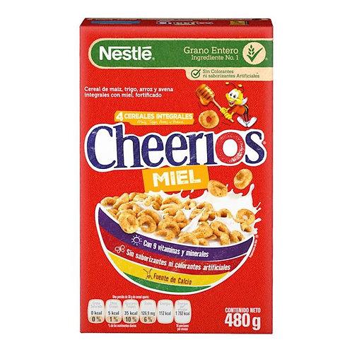 Cereal Nestlé Cheerios miel 480 g