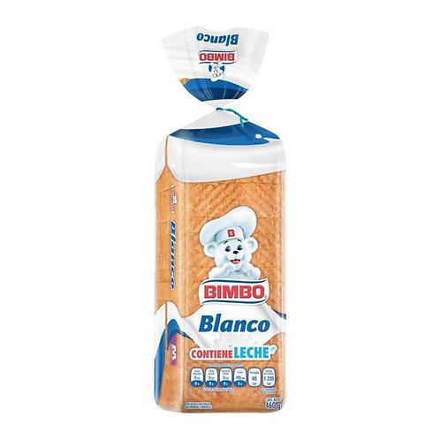 Pan blanco Bimbo mediano 460 g