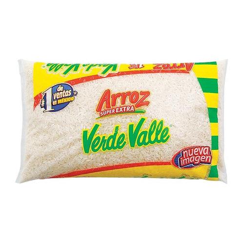 Arroz Verde Valle súper extra 1 kg