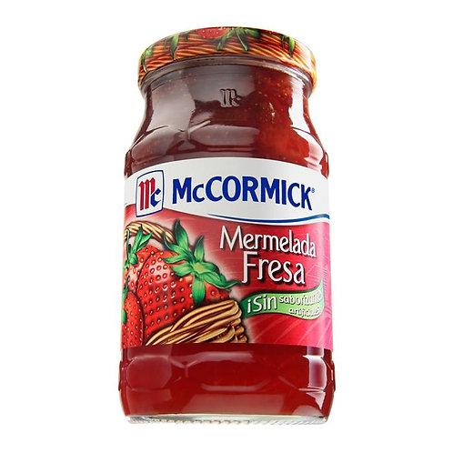 Mermelada de fresa McCormick 270 g