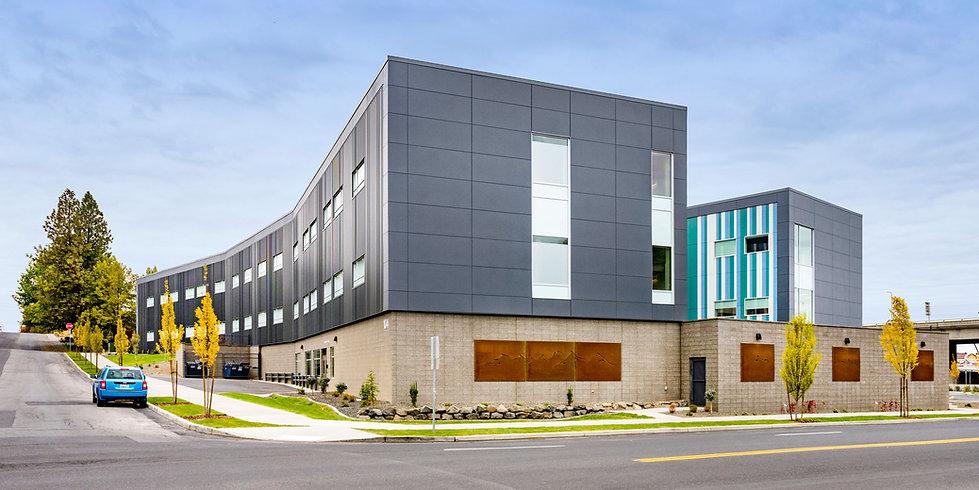 Inland Northwest Behavioral Health exterior