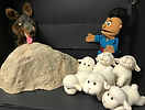 The Boy Who Cried Wolf Puppet Show Pic.j