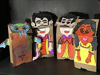 Paper Bag Princess Paper Bag Puppets Jan