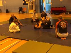 Adaptive Martial Arts Class 19/08/17