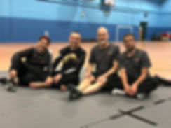 Adaptive Martial Arts CIC 29/09/18