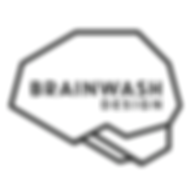 Brainwash Design Logo