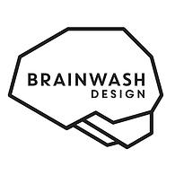 Brainwash Design Logo