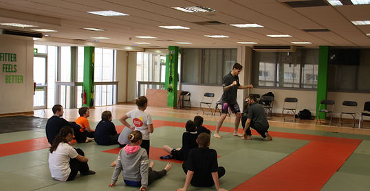 Adaptive Martial Arts Group Class