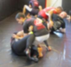 Adaptive Martial Arts CIC Training programme