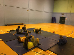 Adaptive Martial Arts Class Henleaze