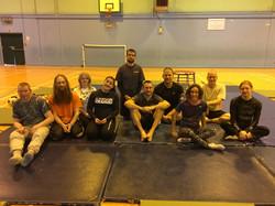 Adaptive Martial Arts Class 1
