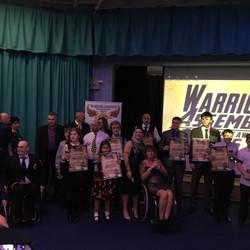 Warriors assembled 4