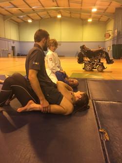Adaptive Martial Arts Class 6