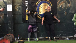 Gina and Fran Plate hold