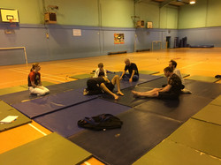 Adaptive Martial Arts Class 190817