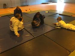 Adaptive Martial Arts Class 7