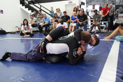 Gina and Mike Fink No-GI absolute
