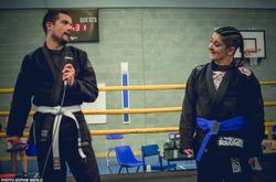 Adaptive Martial Arts presentation