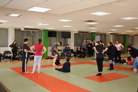 Adaptive Martial Arts Class 2