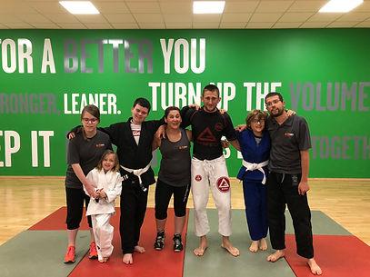 IMAdaptive Martial Arts Class Bath Picture