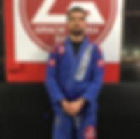 Chris Hopkins Adaptive Martial Arts Director