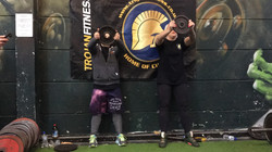 Adaptive Strongwoman plate hold