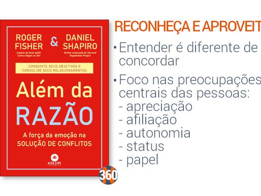 LIVROS | ALÉM DA RAZÃO