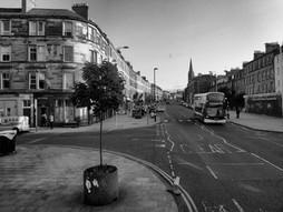 Street of Edinburgh